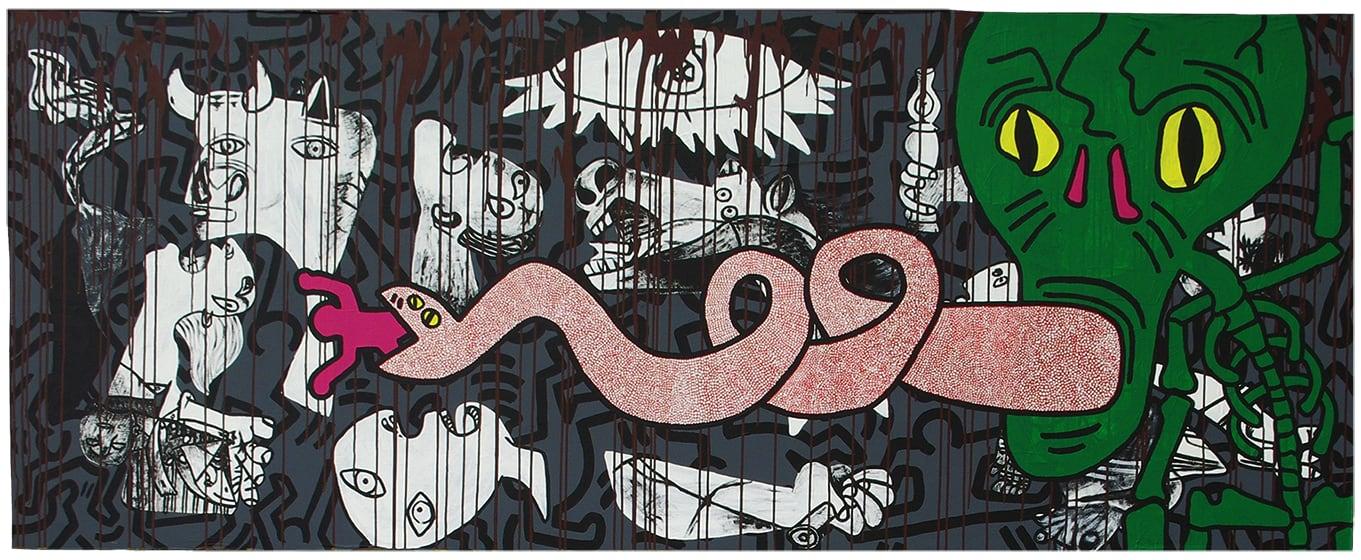 Diego Venturino - Guernica oggi - Art