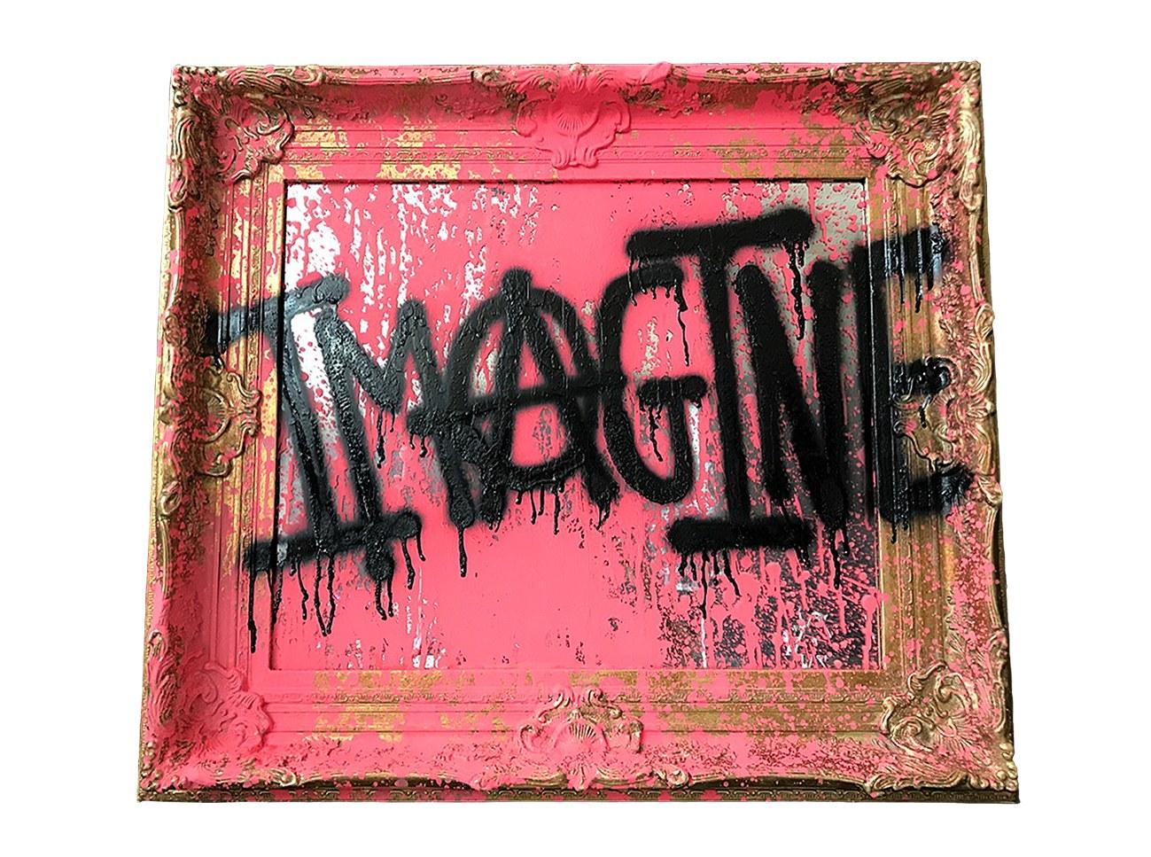 Diego Venturino - Imagine mirror - Art