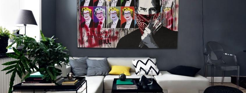 Diego Venturino - Jobs painter
