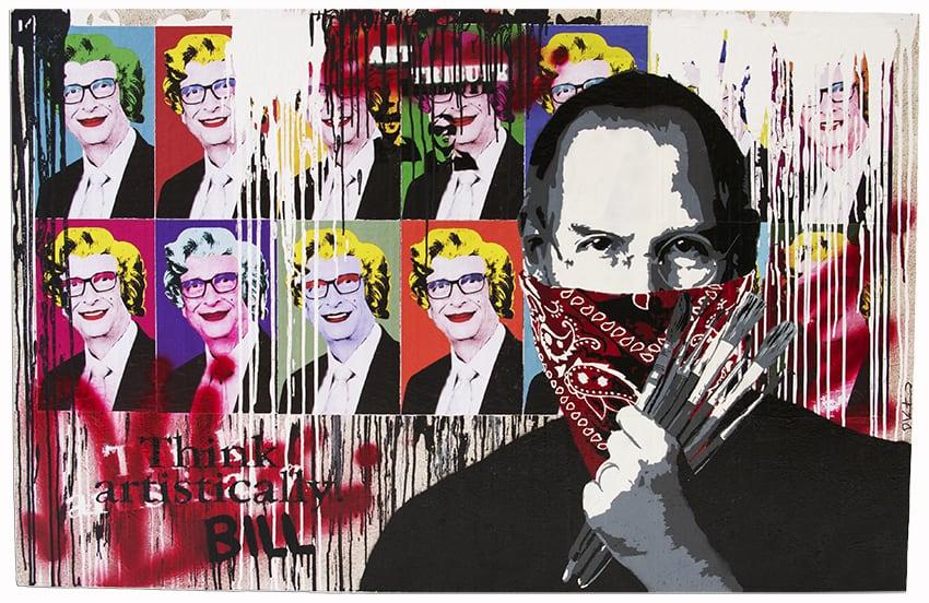 Diego Venturino - Jobs painter - Art
