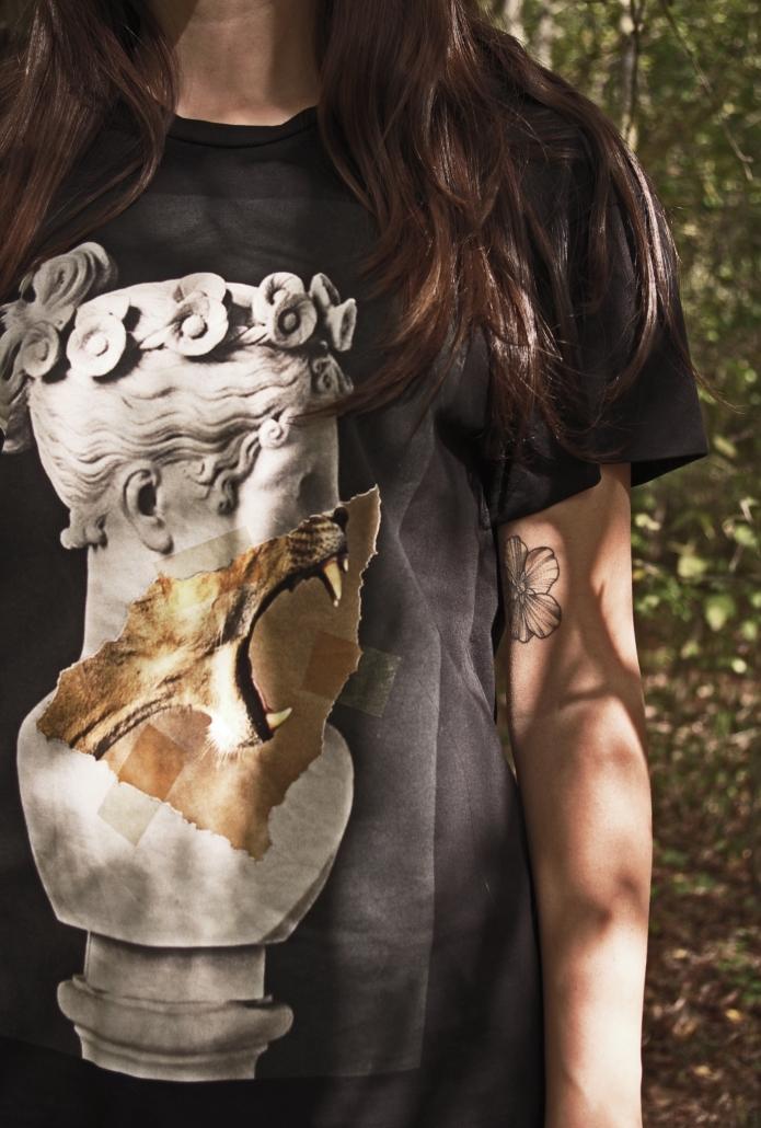 Diego Venturino Collection F-W 19 women tshirt