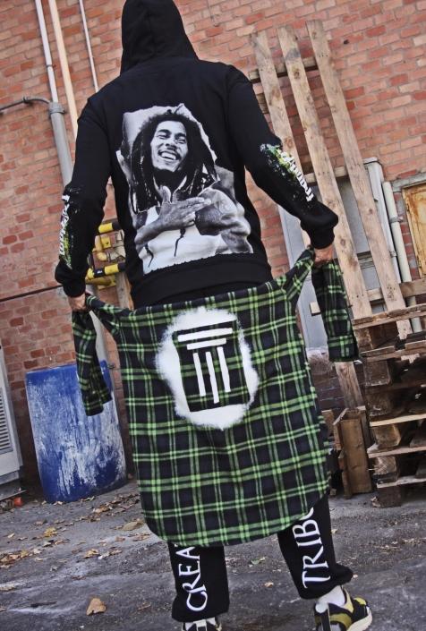 Diego Venturino Collezione F-W 19 uomo camicia