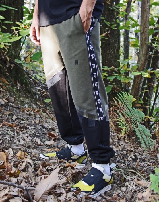 Diego Venturino Collezione F-W 19 uomo pantaloni