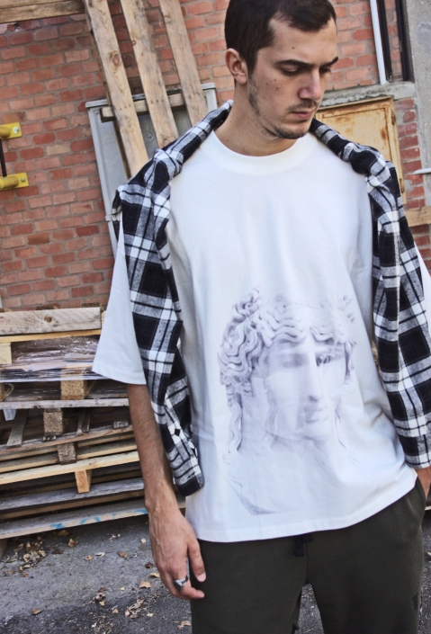 Diego Venturino - Collezione F-W 19 Tshirt Uomo