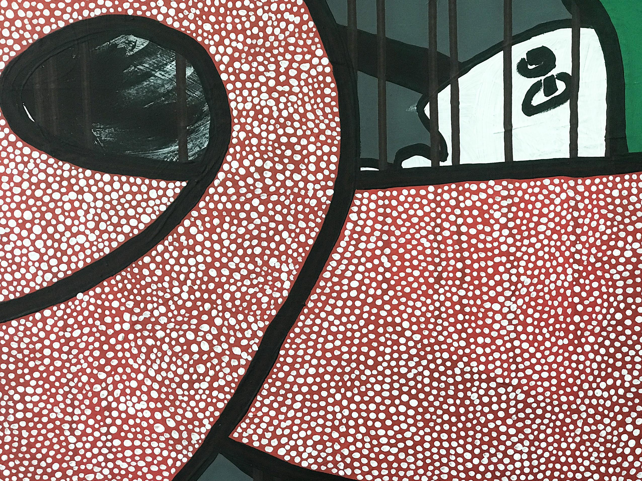 Diego Venturino - Guernica - details 2